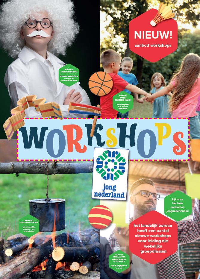 Jong Nederland Workshops