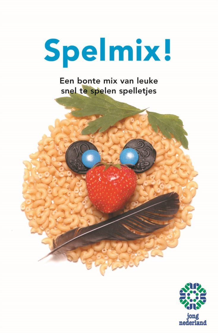 Boekje Spelmix! Een bonte mix van leuke snel te spelen spelletjes
